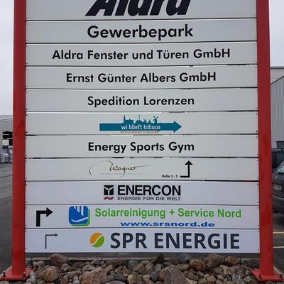 Standort an der Westküste - Neues Büro in Meldorf